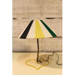 """Lampe """"rubans"""" années 50"""