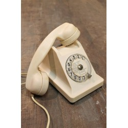 Téléphone Ericsson U43 Luxe années 50