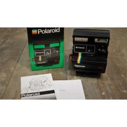 Polaroid Supercolor 600 années 80