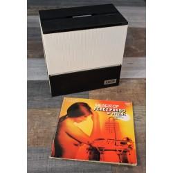 Malette vinyles Decca années 70