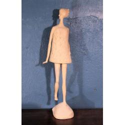 """Statuette """"Femme"""" années 60"""