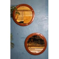 Miroirs muraux Italie années 60