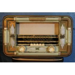 "Poste radio bluetooth ""Flammes"" années 50"