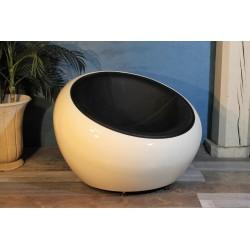 """Fauteuil """"Egg Pod ball"""" Aarnio 1970s"""