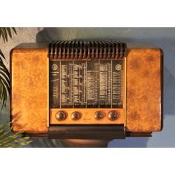 Poste radio bluetooth Schneider années 50