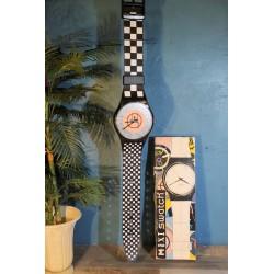 "Horloge Swatch ""Maxi"" années 80"