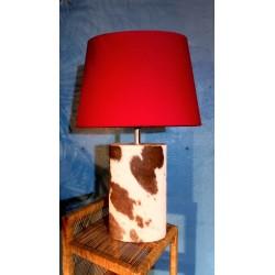 """Lampe """"Vache"""" années 60"""