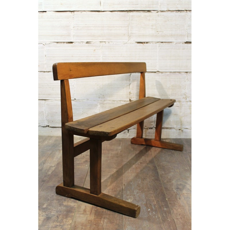 banc colier ann es 60. Black Bedroom Furniture Sets. Home Design Ideas