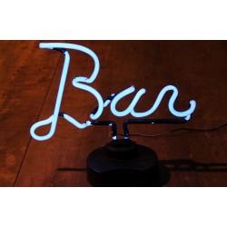 Enseigne bar néon années 90