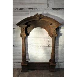 Façade autel XIXème siècle