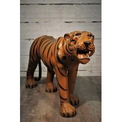 Statue Tigre années 80