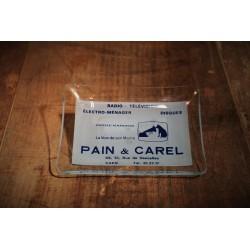 Cendrier Pain & Carel années 60