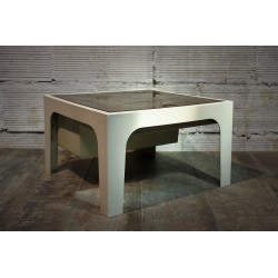 Table basse couture années 70