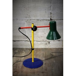 Lampe Veneta Lumi années 80