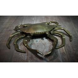 "Cendrier ""crabe"" années 60"