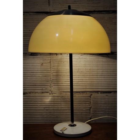 lampe champignon unilux ann es 70. Black Bedroom Furniture Sets. Home Design Ideas