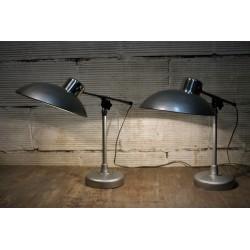 Lampes de bureau Solère années 50