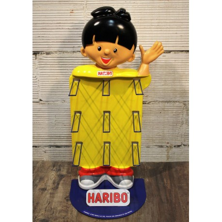 Présentoir Haribo années 80