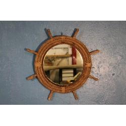 Miroir corde années 50