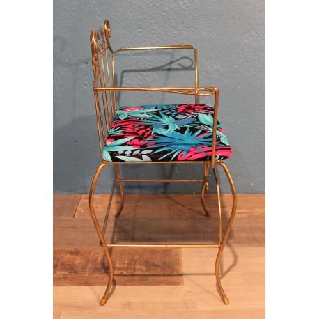 """Chaise """"Boudoir"""" années 50"""