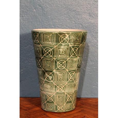 Vase céramique Vallauris années 50