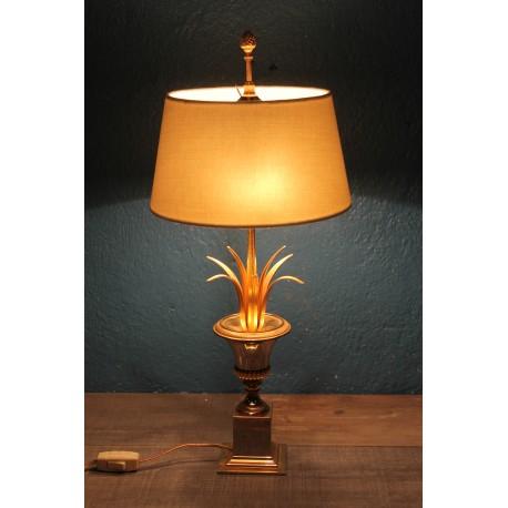 """Lampe """"Palmier"""" Boulanger années 70"""
