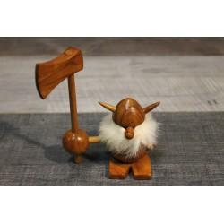 """Figurine """"Viking"""" années 60"""