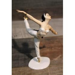 """Statuette / Figurine """"Danseuse"""" années 60"""