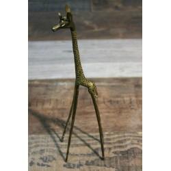 "Statuette ""Girafe"" années 60"