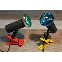 """Lampes appliques """"Pince"""" années 80"""