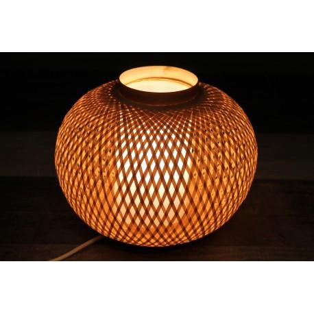 """Lampe """"Boule"""" années 80"""