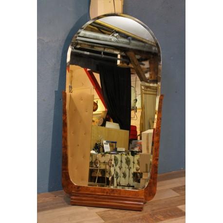 Miroir sur pied années 30