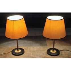 Lampes de chevet années 50