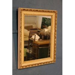 """Miroir mural """"Boudoir"""" années 50"""