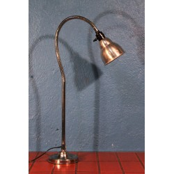 Lampe atelier années 50