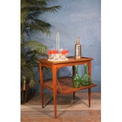 Table à thé fin XIXème siècle