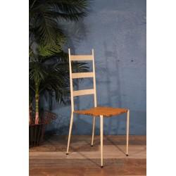 "Chaise ""Pointe"" Italie années 60"