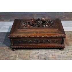 Boîte à bijoux XIXème siècle