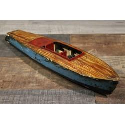 """Maquette """"bateau"""" années 50"""